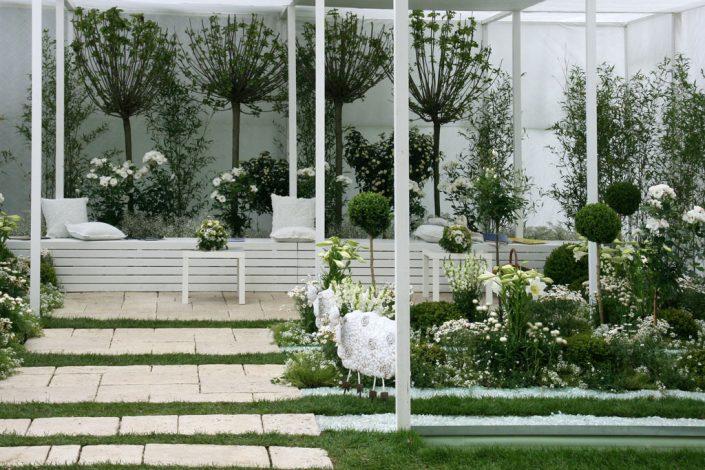 Gartengestaltungen naturpools und schwimmteiche von for Gartengestaltung schatten