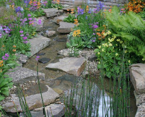 Gartengestaltung garten dolezal for Gartengestaltung mit buchs und hortensien
